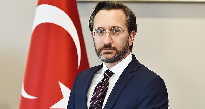 İletişim Başkanı Altun'dan Türkiye'nin kadına karşı şiddetle mücadelesine ilişkin açıklama