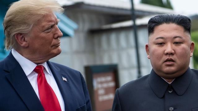 Kim Jong-un'un kızkardeşinden ABD'ye: Bela çıkartmayın