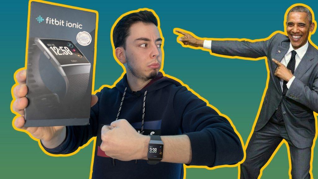 Obama'nın para biriktirip aldığı saat Fitbit Ionic inceleme ABD Başkanlarının genelde Rolex marka saat kullanma geleneğini bozan eski ABD Başkanı Barack Obama'nın…