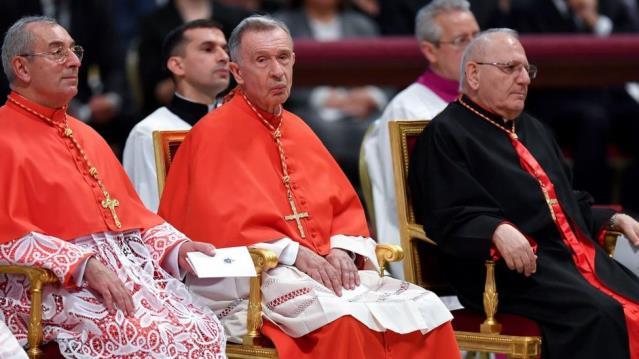 Katolik Kilisesi: Eşcinsel birliktelikleri kutsama yetkimiz yok