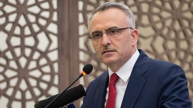 Merkez Bankası Başkanlığı görevinden alınan Ağbal'dan ilk açıklama: Cumhurbaşkanımıza atadığı tüm görevlerden dolayı teşekkür ederim