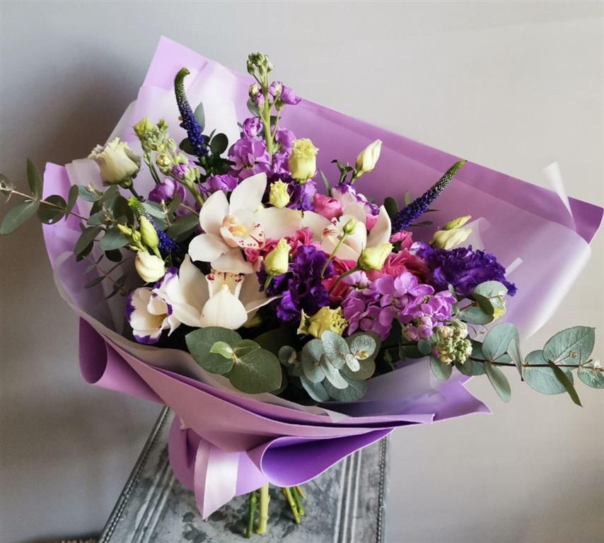 Başıbüyük Teşekkür Etme Çiçek Hizmeti